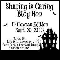 Sharing is Caring Halloween Blog Hop