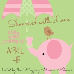 Showered With Love {Giveaway} Hop