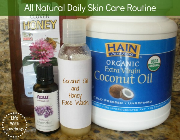 All Natural Daily Skin Care Routine