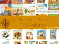 25 Children's Books for Fall/Autumn