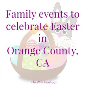 Easter Events in Orange County CA