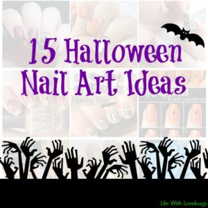 15 Halloween Nail Art Ideas