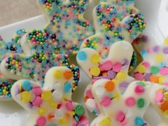 Bunny Sprinkle Candies