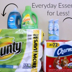 Stock Up and Save on Everyday Essentials