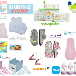 Oh, Baby! Giveaway