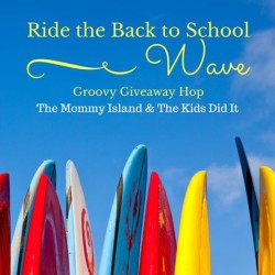 Groovy Giveaway Hop