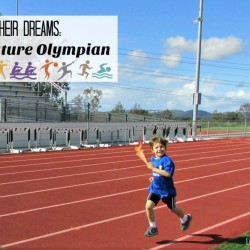 Power Their Dreams - My Future Olympian