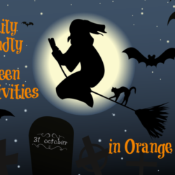 Halloween Activities in Orange County