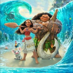 Disney's Moana - Activity Sheets