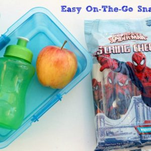 Easy On-The-Go Snacking