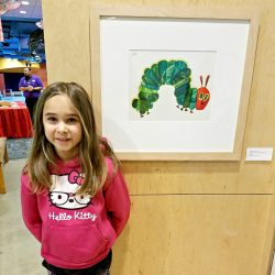 Very Eric Carle at Discovery Center OC