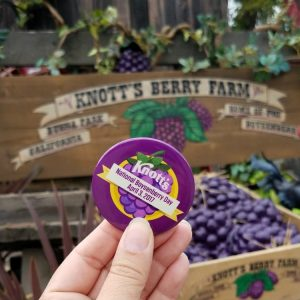 Knotts Berry Farm Boysenberry Festival 2017