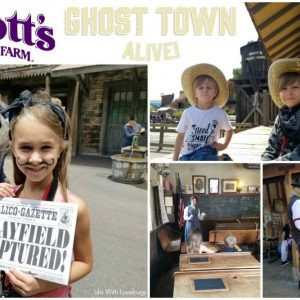 Knotts Berry Farm: Ghost Town Alive!