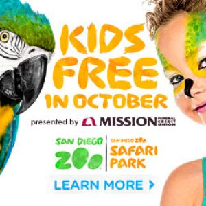 Kids Free San Diego - Over 100 Deals In October