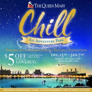Queen Mary CHILL 2017