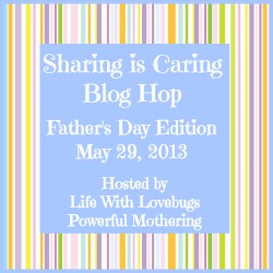 Sharing is Caring Blog Hop