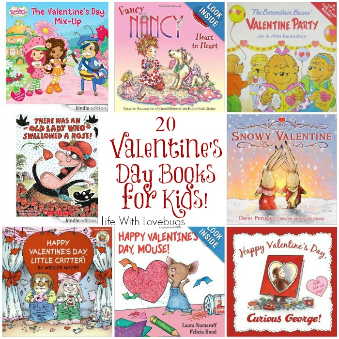 20 valentines day books for kids life with lovebugs