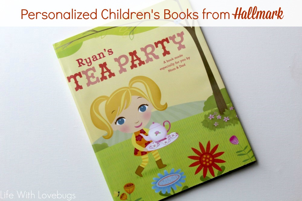 Personalized Children's Book from Hallmark - Life With ...