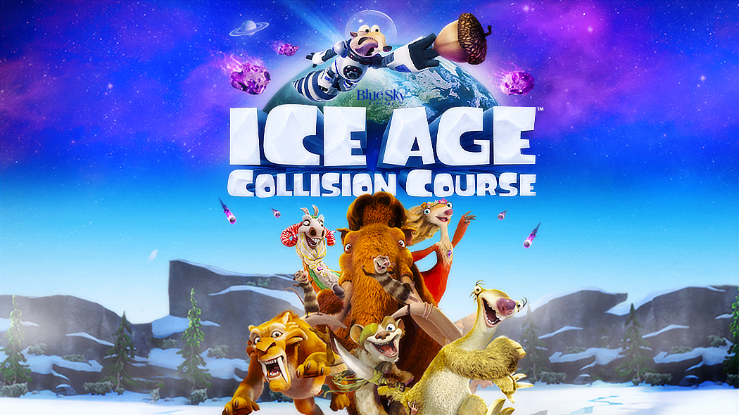 Ice Age Collision Course At Discovery Cube Life With